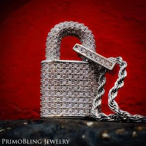 The Padlock Necklace
